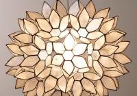 Lotus Flower Chandelier Lighting
