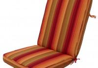 Lounge Chair Cushion Storage