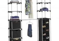 Lowe's Clothes Rod Closet