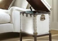Ludlow Trunk Side Table