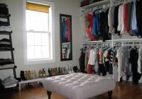 Make A Closet Into A Bedroom