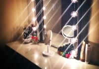 Makeup Vanity Mirror With Lights Ikea