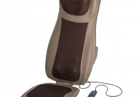 Massage Seat Cushion With Speakers