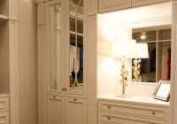 Master Bedroom Closet Cabinets