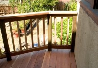 Menards Deck Railing Ideas