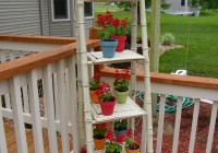 Menards Deck Railing Planters