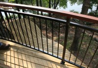 Metal Deck Balusters Canada