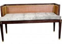 Mid Century Bench Seat