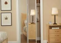 mirror bifold closet doors home depot