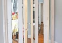 mirror bifold closet doors stanley