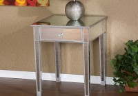 Mirror End Table Target