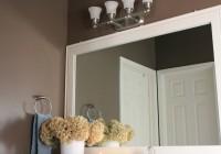 Mirror Framed Mirror Target