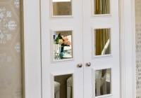 Mirror Inside Closet Door
