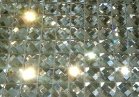 Mirror Mosaic Tiles On Mesh