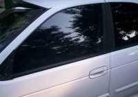 Mirror Window Tint For Cars