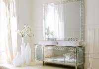 Mirrored Bathroom Vanity Cabinets