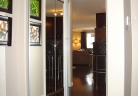 Mirrored Closet Doors Bifold