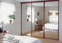 Mirrored Closet Doors For Bedrooms
