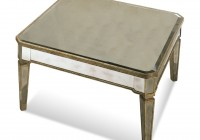Mirrored Coffee Table Cheap