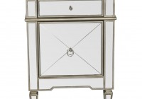 Mirrored Nightstand Overstock