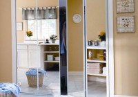 Mirrored Sliding Closet Doors Installation