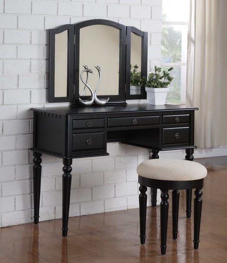Permalink to Mirrored Vanity Table Ikea