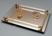 Mirrored Vanity Tray Uk