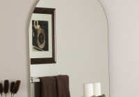 Mirrors For Bathrooms Frameless