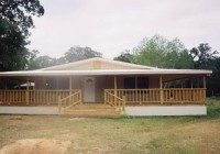 Mobile Home Decks And Porches