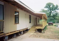 Mobile Home Decks With Ramp