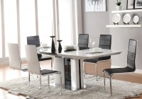 Modern Bench Dining Set