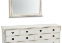 Modern Chest Of Drawers With Mirror
