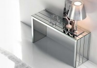 Modern Console Tables With Mirror