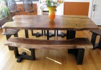 Modern Dining Tables With Benches