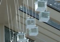 modern glass chandeliers uk
