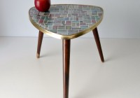Modern Side Table Decor