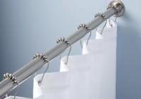 Moen Shower Curtain Rod Installation