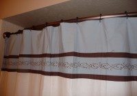 Moen Shower Curtain Rods Curved