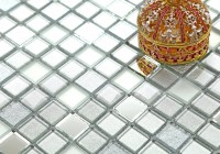 Mosaic Mirror Tiles Sheets