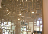 Mosaic Tiles Bathroom Mirror