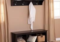 Mudroom Storage Bench And Coat Rack