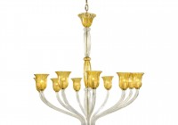 Murano Glass Chandeliers For Sale