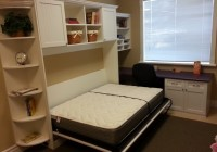 Murphy Bed In Closet