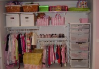 narrow closet organizing ideas