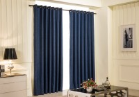 Navy Blue Blackout Curtains 63