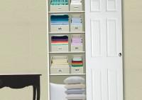 No Linen Closet Solutions