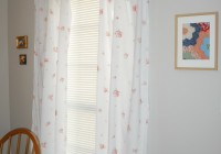 No Sew Curtains Ideas