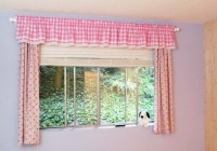 Nursery Blackout Curtains Girl