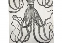 Octopus Shower Curtain Ikea