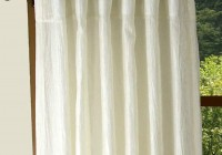 off white blackout curtains